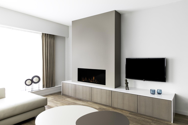 Moderne schouwen elegant design brecht for Moderne living
